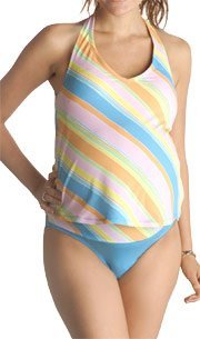 pretty maternity swimsuit