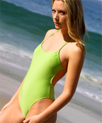exclusive one-piece and tankini swimwear